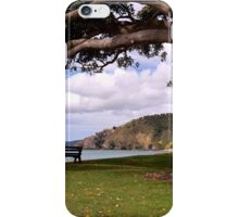 Spend a while under my shady branches........! iPhone Case/Skin