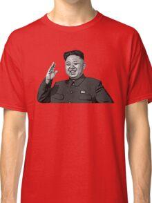 Kim Jong-Un Simple  Classic T-Shirt