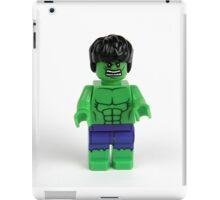 The Incedible Hulk iPad Case/Skin