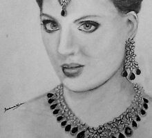 Bling  by Beena Khan