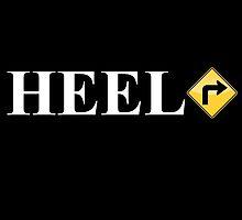 Heel Turn by drewfu