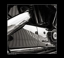 """""""Corrugated Chrome"""" by Don Bailey"""