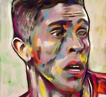 Gabriel Paulista by ArsenalArtz