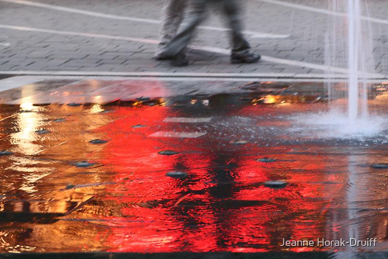 Sea of Flame by Jeanne Horak-Druiff