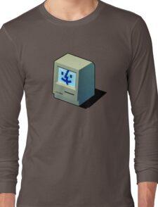 Mac Daddy -  creativebloke.com - t shirt Long Sleeve T-Shirt