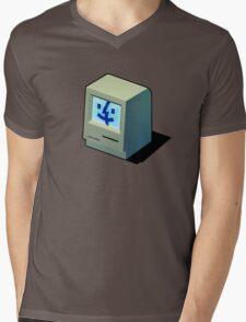 Mac Daddy -  creativebloke.com - t shirt Mens V-Neck T-Shirt