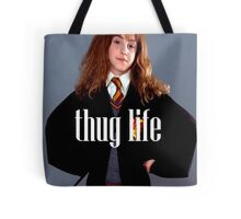 Hermione Granger Thug Life Tote Bag