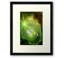 I Will Bring You Home Framed Print