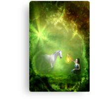 I Will Bring You Home Canvas Print