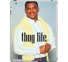 Carlton Thug Life iPad Case/Skin