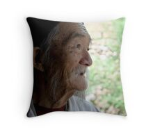 Dr Ho Throw Pillow