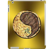 Leo & Dog Yang Earth iPad Case/Skin
