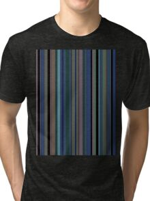 Feather Your Nest - Common Grackle Tri-blend T-Shirt