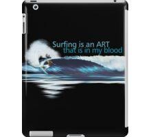 Ola cutback n iPad Case/Skin