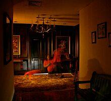Crime Scene by Leigh Ann Pobiak