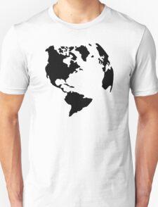 Globe world map T-Shirt