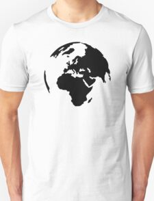 Globe world T-Shirt