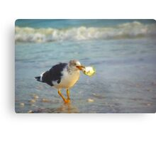 Successful Outing Metal Print
