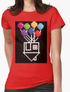 Up goes the Neighbourhood Womens Fitted T-Shirt