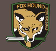 FOX HOUND Art by SXArtist