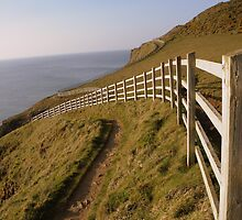 Cornwall: The Neverending Fence by Rob Parsons