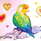 Little Love Bird  by jonkania
