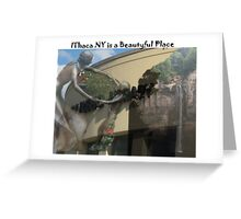 The beautyful Ithaca Greeting Card