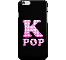 KPOP - PINK HOUNDSTOOTH iPhone Case/Skin
