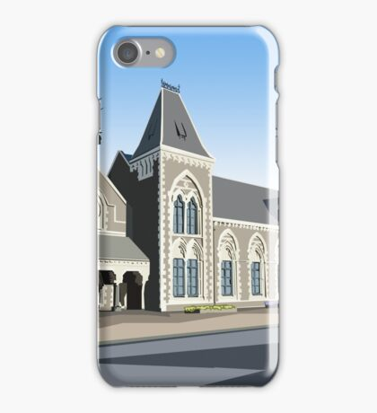 Canterbury Museum, Christchurch, NZ iPhone Case/Skin