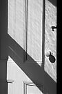 Door Diagonal by Dave  Higgins