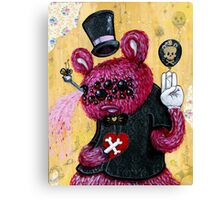 Cross my Heart & Hope 2 Die Canvas Print
