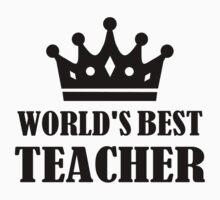 World's best teacher Kids Clothes