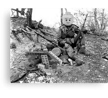 LEGO War Canvas Print