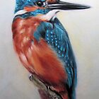 Kingfisher by Valerie Simms