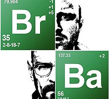 Breaking Bad Logo by subtnut
