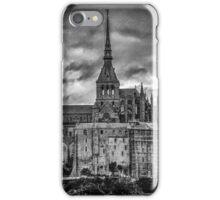 France Mont St Michel iPhone Case/Skin