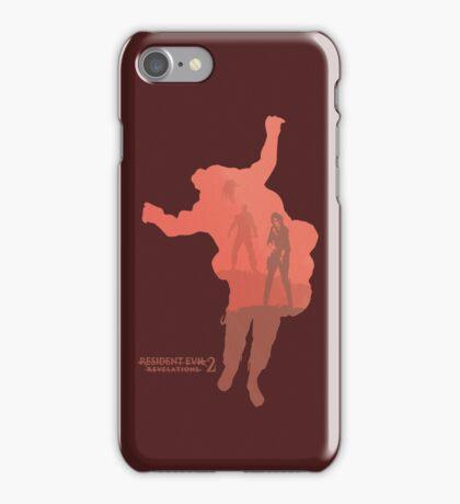 Resident Evil Revelations 2 iPhone Case/Skin