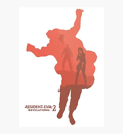 Resident Evil Revelations 2 Photographic Print