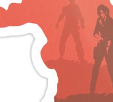 Resident Evil Revelations 2 Sticker