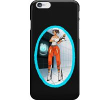 GLaDOS, Chell, & Wheatley iPhone Case/Skin