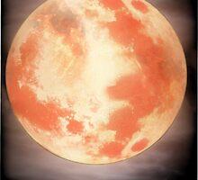 Bloodborne Moon by CalamariSunsine