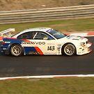 BMW M3 V8 by Jos van de venne