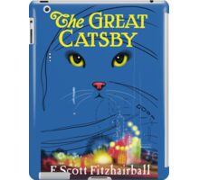 The Great Catsby iPad Case/Skin