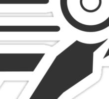 Portal - No Hard Feelings Sticker