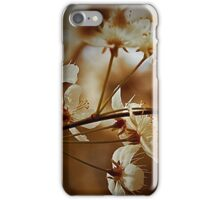 Spring Is In The Air - Floral Landscape iPhone Case/Skin