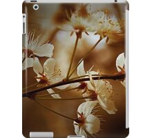 Spring Is In The Air - Floral Landscape iPad Case/Skin