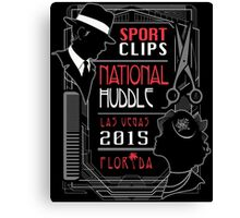 2015 Sport Clips National Huddle Florida T-Shirt Canvas Print