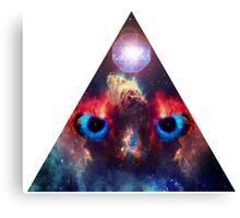 Stellar Observer Canvas Print