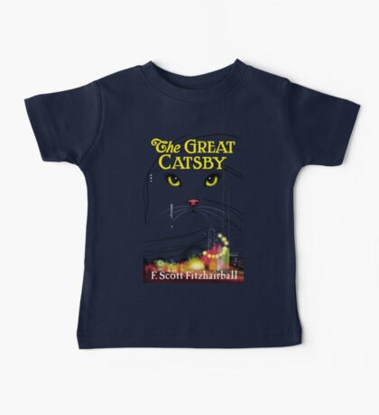 The Great Catsby Baby Tee