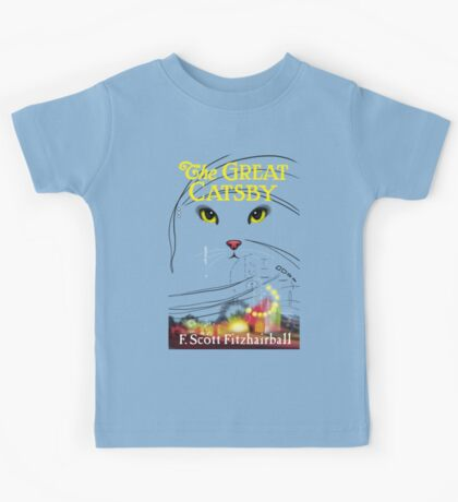 The Great Catsby Kids Tee